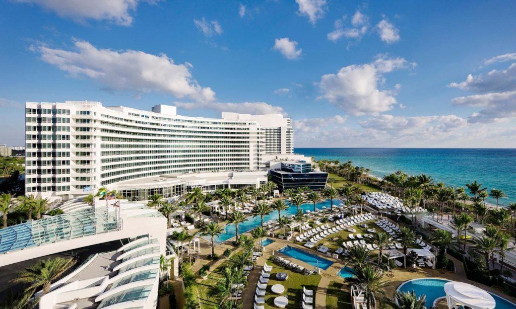 Fontainebleau Miami Goldfinger