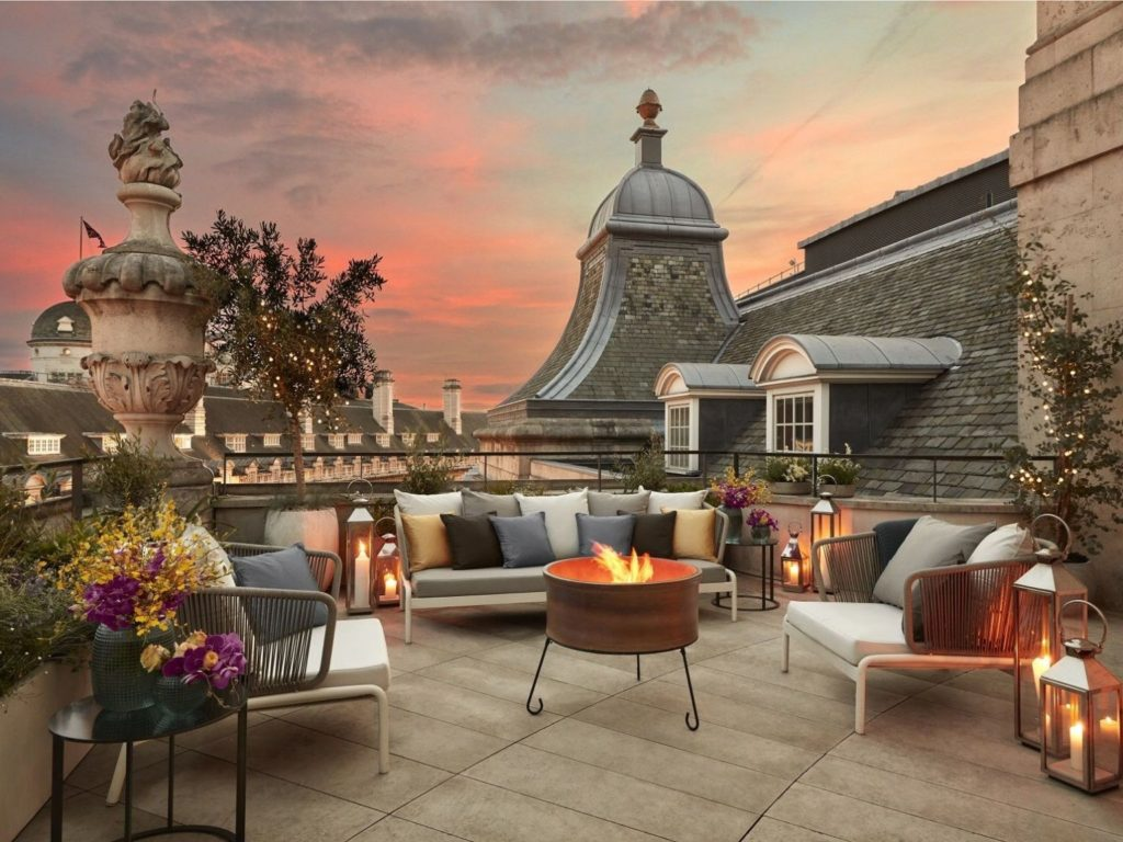 Hotel Cafe Royal London