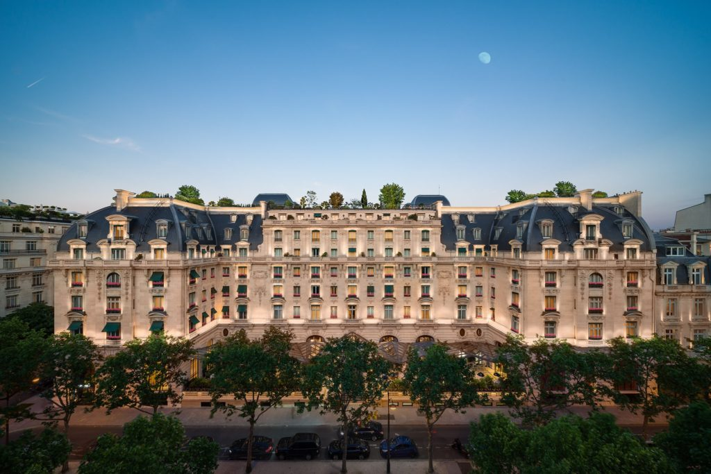 Hotel Peninsula Paris