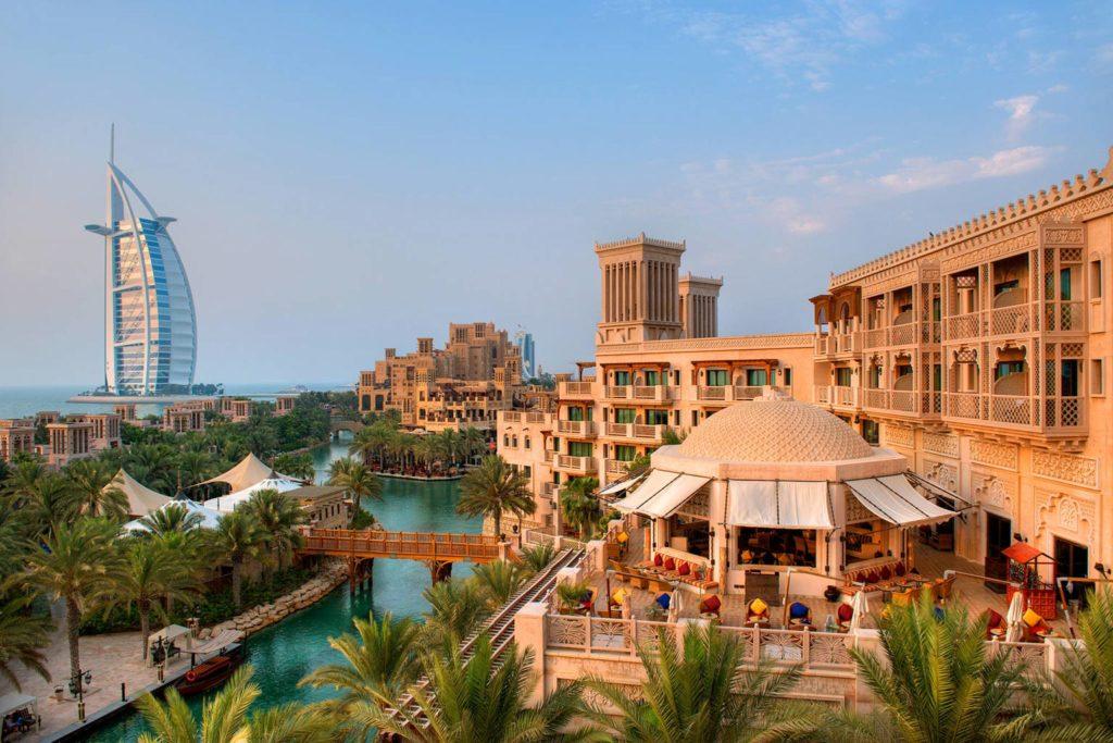 Jumeirah Al Qasr Hotel Dubai
