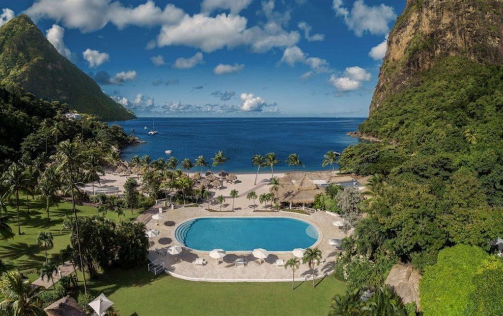 Sugar Beach Viceroy Resort