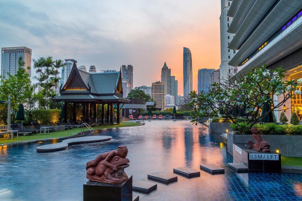 The Athenee Hotel Bangkok