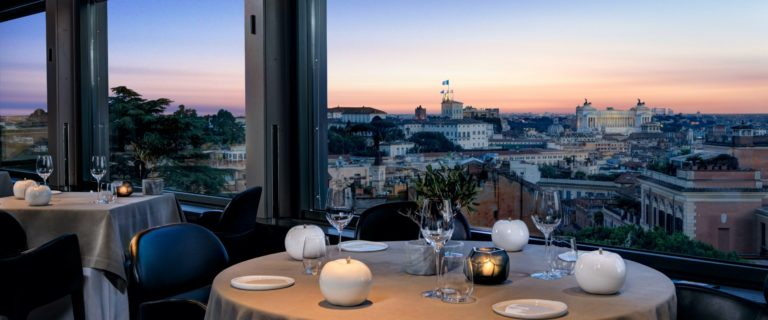 Top 10 Luxury Hotels in Rome