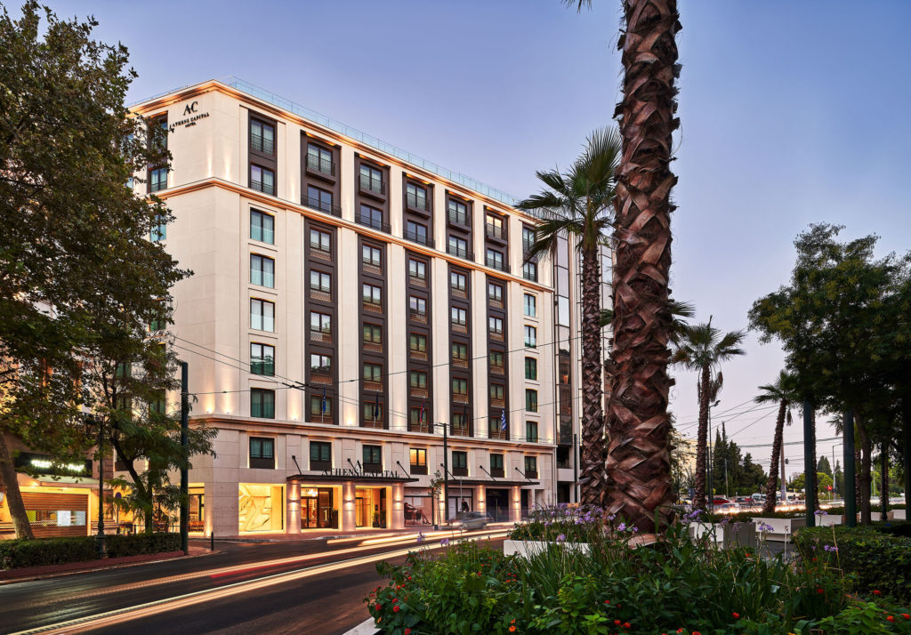 Athens Capital Center Hotel