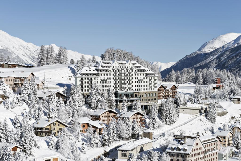 Carlton Hotel Sankt Moritz