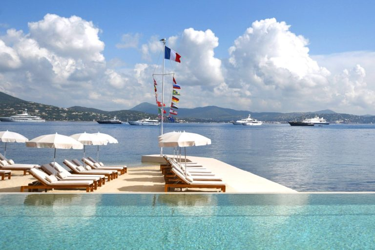 Hotel Cheval Blanc Saint-Tropez