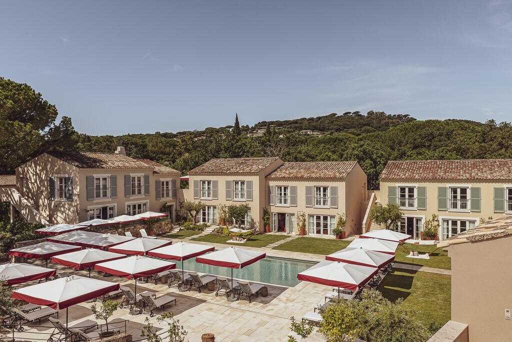 Hotel Lou Pinet Saint-Tropez