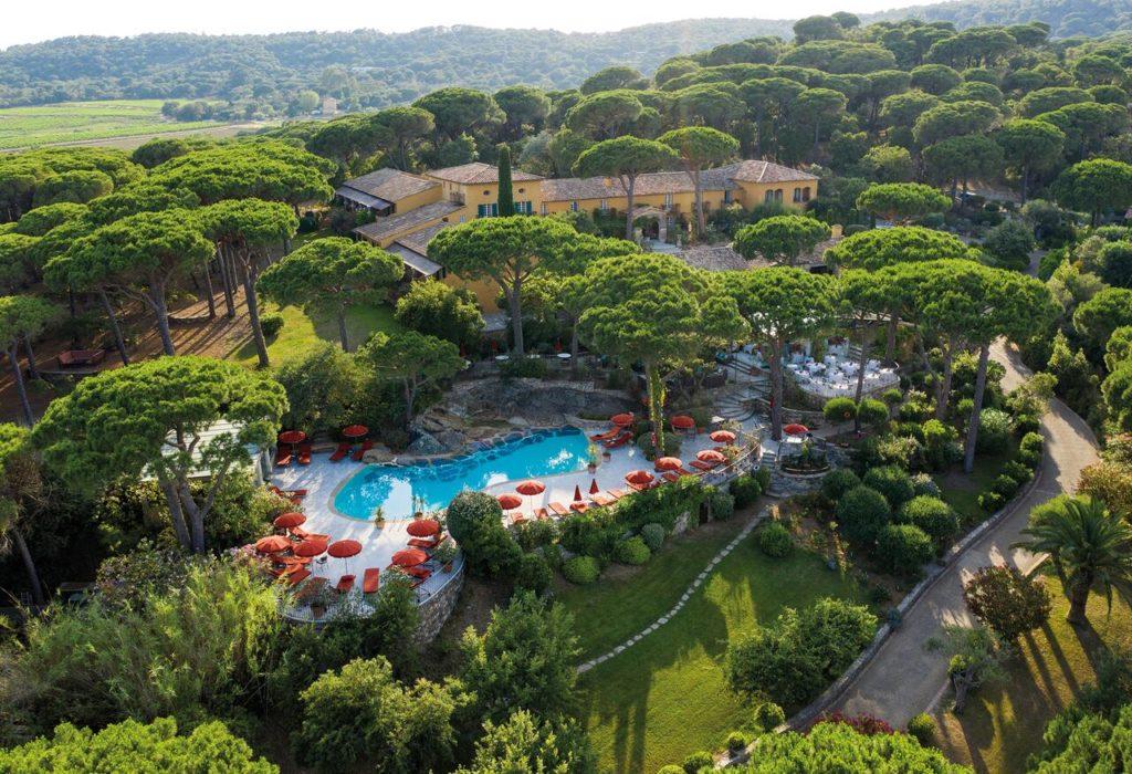 Hotel Villa Marie Saint-Tropez