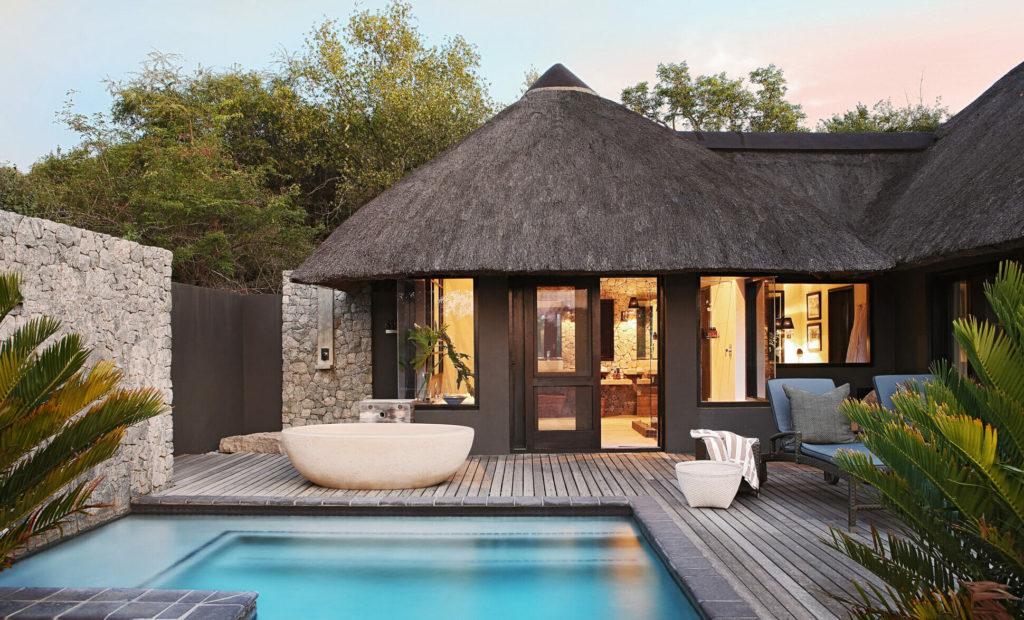 Londolozi Lodges Private Granite Suites
