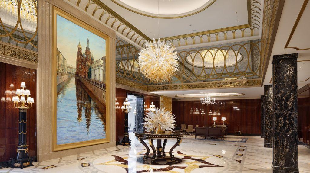 Lotte Hotel St Petersburg