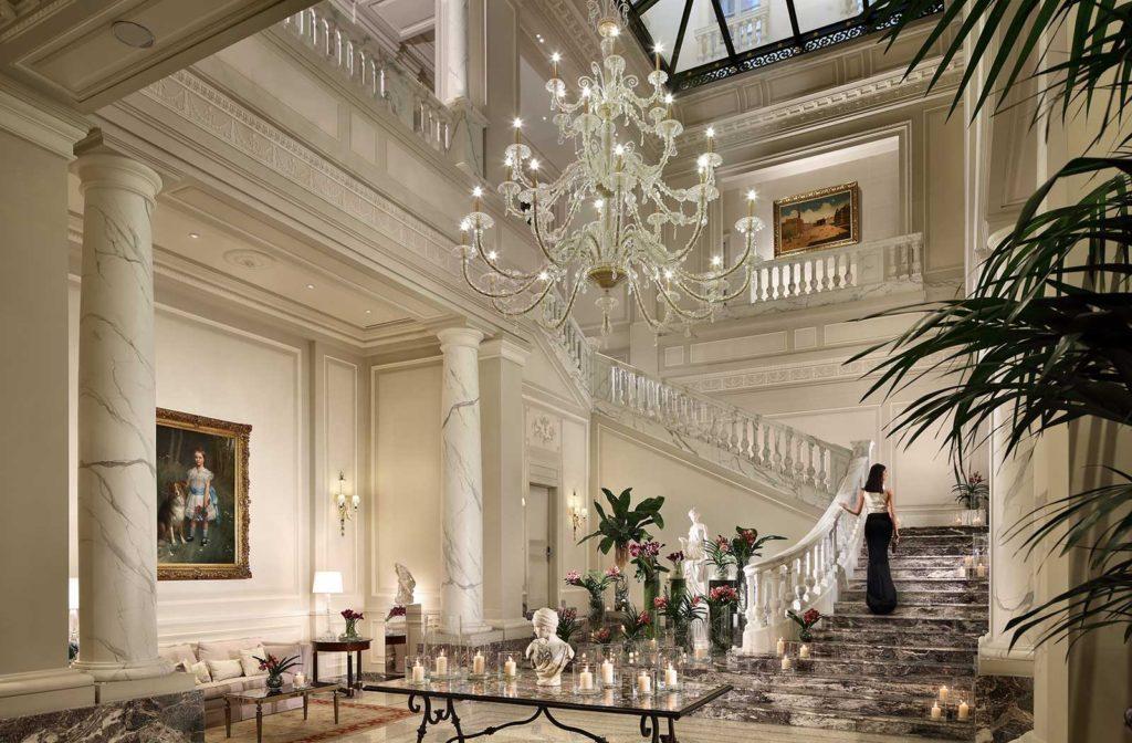 Palazzo Parigi Hotel Milan