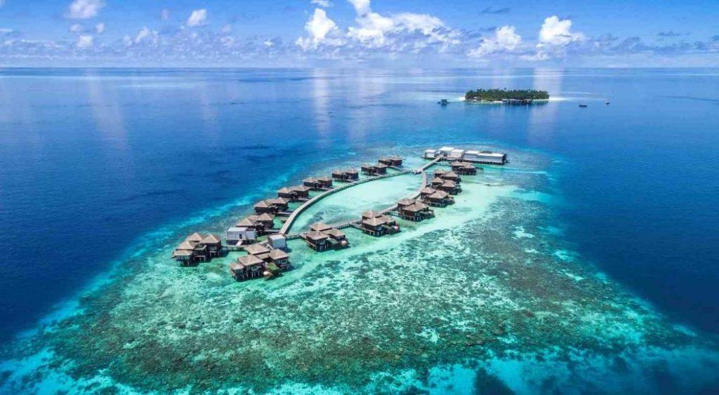 Raffles Maldives Overwater Residence
