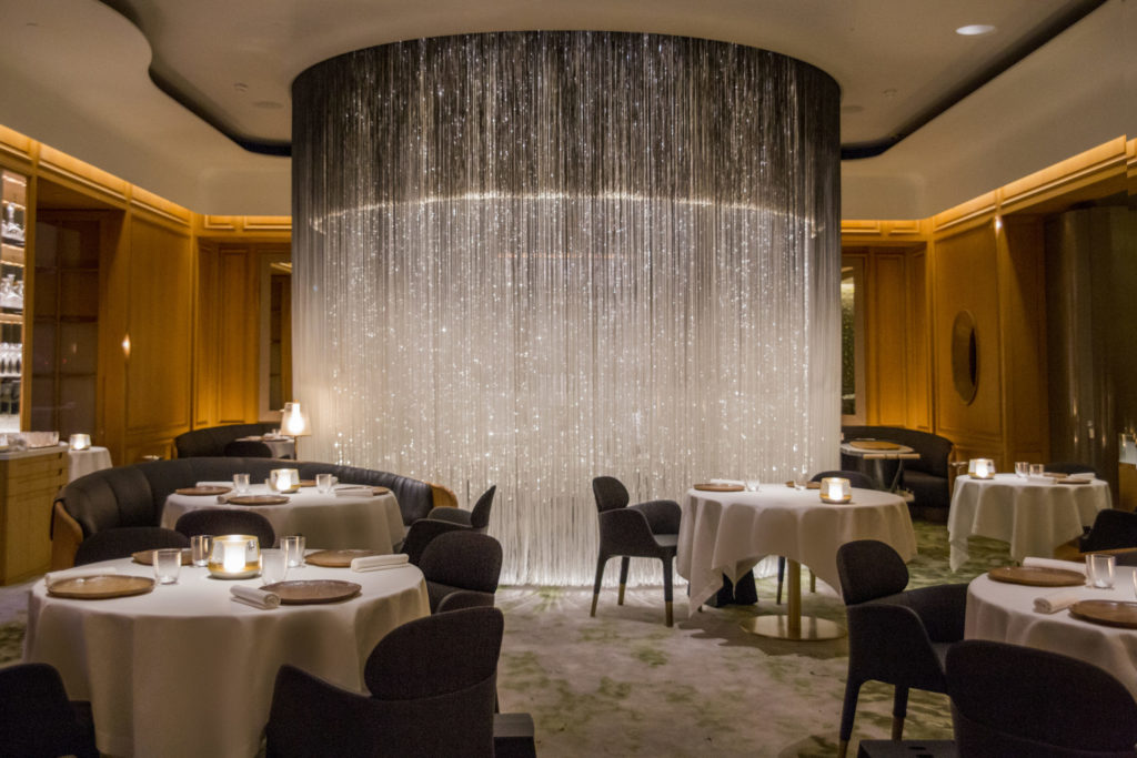 Restaurant Alain Ducasse The Dorchester London