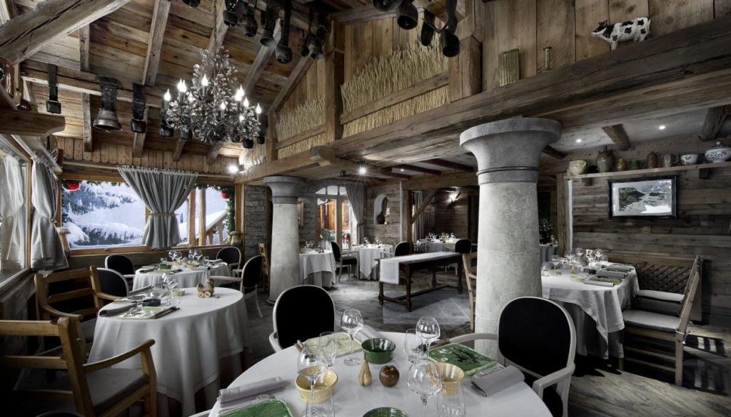Restaurant Rene et Maxime Meilleur Saint-Martin-de-Belleville France