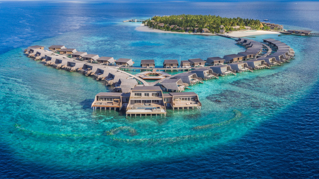 St Regis Maldives Vommuli Resort Three Bedroom Water Villa John Jacob Astor Estate