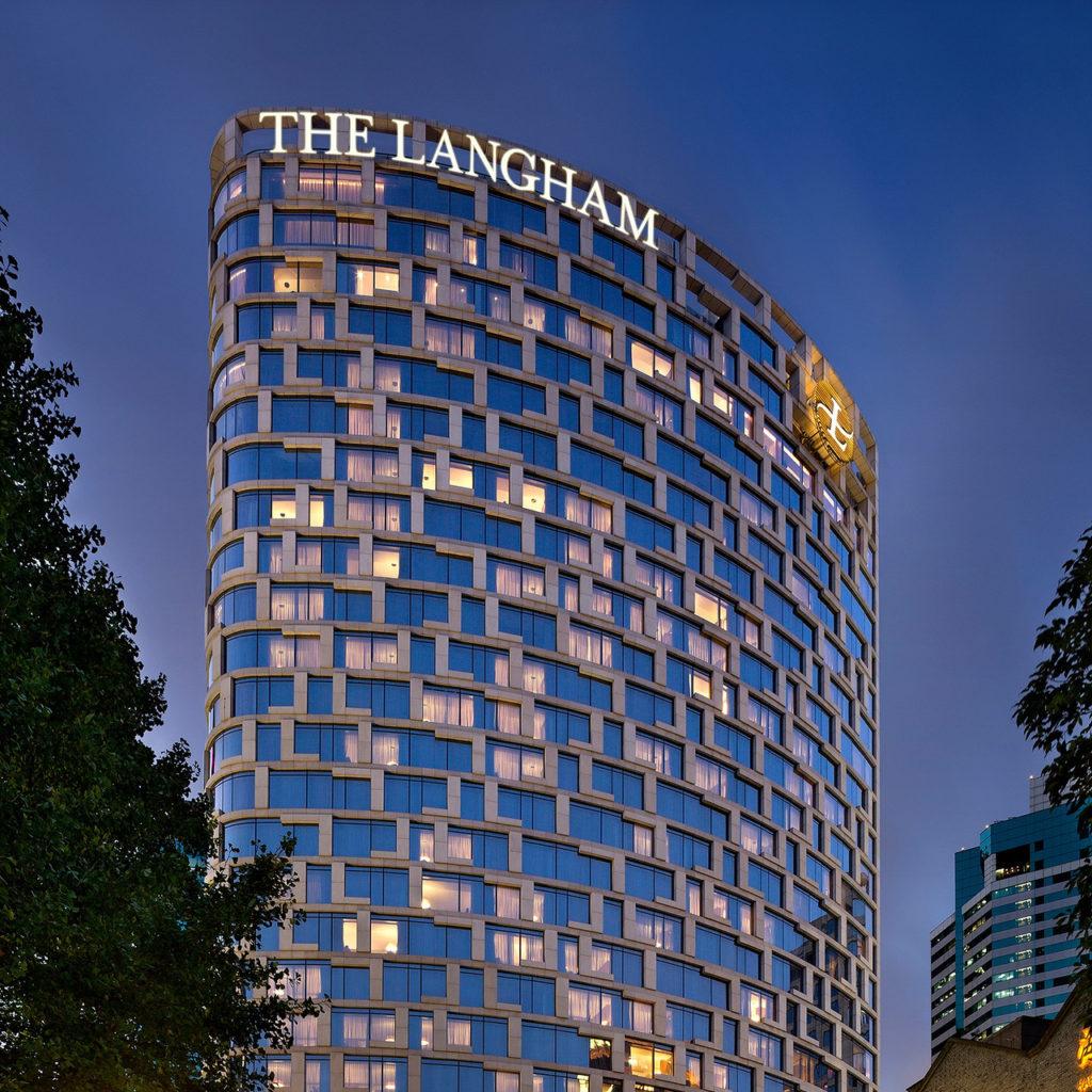 The Langham Shanghai