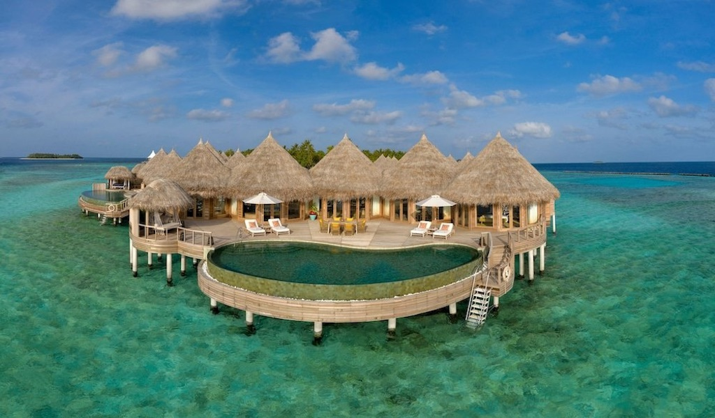 The Nautilus Maldives Two Bedroom Nautilus Sunset Retreat