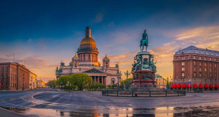 Top 10 Best Hotels in Saint Petersburg