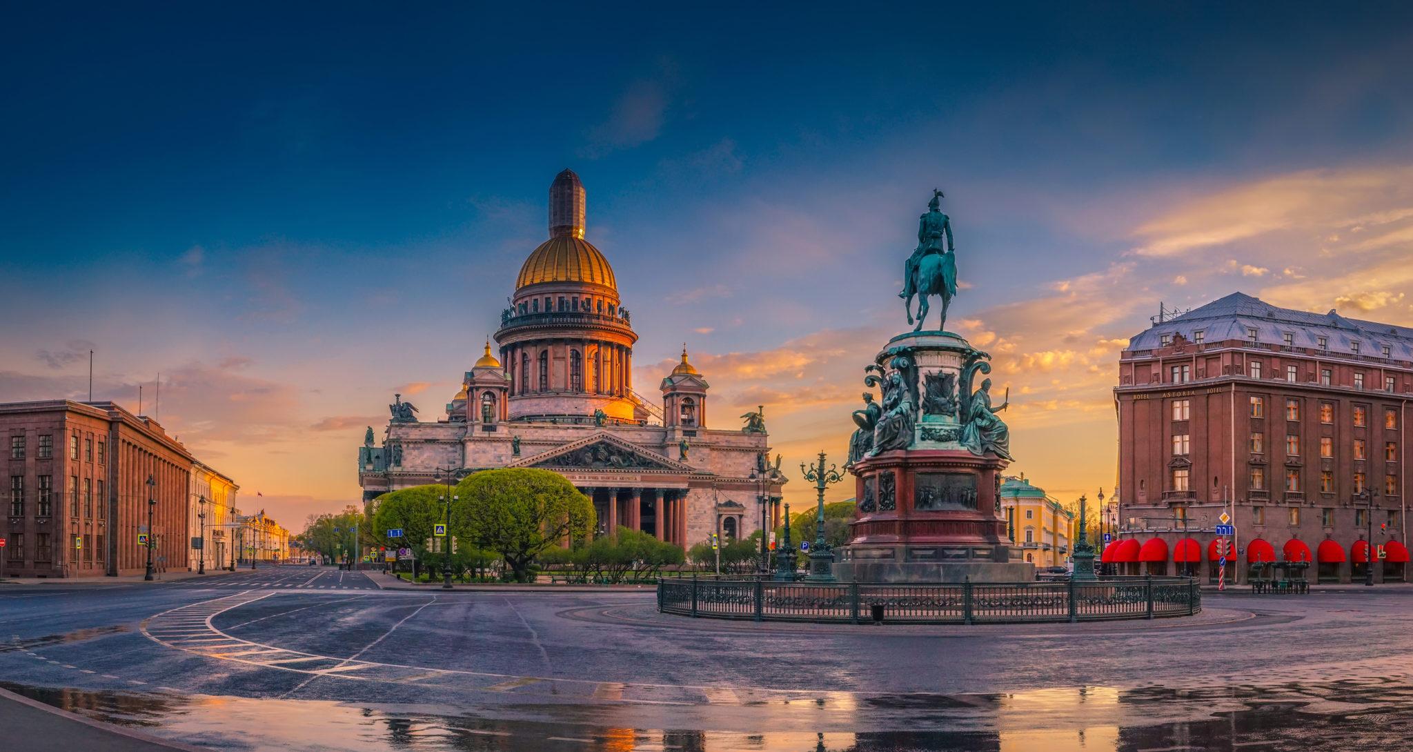 Top 10 Best Hotels in Saint Petersburg