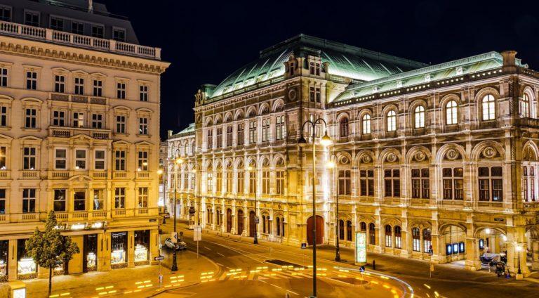 Топ-10 лучших отелей Вены
