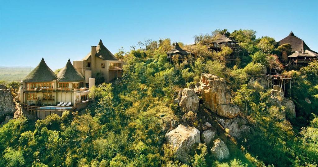 Ulusaba Safari Lodges Rock Lodge Sabi Sands