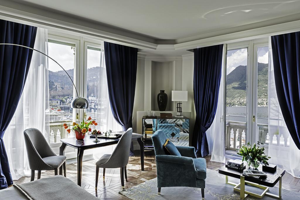 Vista Palazzo Lake Como