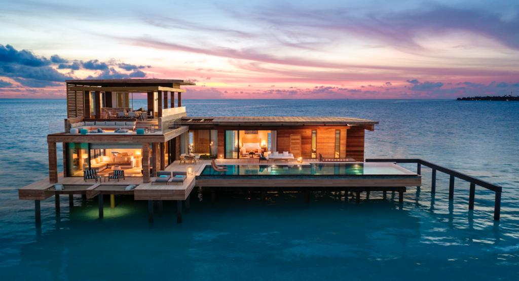 Waldorf Astoria Maldives Ithaafushi Ocean Villa Stella Maris